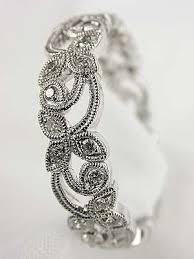 Edwardian Style Diamond Wedding Ring RG 1927 Rings VintageVintage