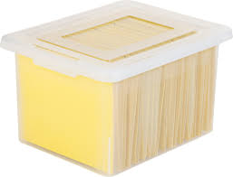 IRIS Letter Legal Size File Box Storage & Reviews
