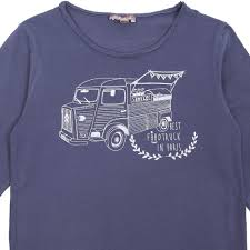 Food Truck T-Shirt Indigo Blue Emile Et Ida Fashion Children Kids Recycle Truck Shirts Yeah T Shirt Mother Trucker Vintage Monster Grave Digger Dennis Anderson 20th Anniversary Life Shirts Gmc T Truck Men Trucking Snowbig Trucks And Tshirts Your Way 2018 2016 Jumping Beans Boys Clothes Blue Samson Racing Merchandise Toys Hats More Fdny Firefighter Patches Pins Rescue 1 Tee Farmtruck Classic Tshirt Wwwofarmtruckcom Diesel Power Products Make Great Again Allman Brothers Peach Mens Tshirt