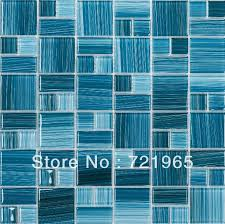 blue glass mosaic pool tile 17 best images about pools on