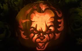American Flag Pumpkin Carvings by Pennywise Pumpkins U0027 Are Now A Thing And Halloween Is Officially