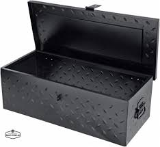 Plastic Truck Tool Box Phenomenal Truck Tool Box Black Steel Bed ...