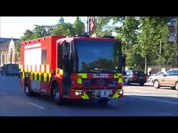 New Videos Fire & Rescue Combivideo - Brandbil Udrykning Ambulance ...