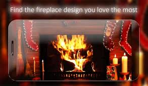 Christmas Fireplace Live Wallpaper Android Apps on Google Play