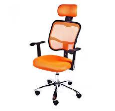 Orange GT Mesh Ergonomic fice Chair Amazon fice Products