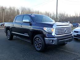 100 4wd Truck PreOwned 2014 Toyota Tundra 4WD LTD Crew Cab Pickup In