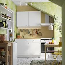knoxhult مطبخ أبيض ikea