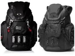 Oakley Bags Kitchen Sink Backpack by Oakley Kitchen Sink Backpack 92060a Stealth Black 34l Ebay
