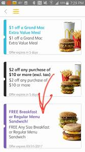 It's Back! FREE Breakfast Or Regular Menu Sandwich! When You ... Mcdonalds Card Reload Northern Tool Coupons Printable 2018 On Freecharge Sony Vaio Coupon Codes F Mcdonalds Uae Deals Offers October 2019 Dubaisaverscom Offers Coupons Buy 1 Get Burger Free Oct Mcdelivery Code Malaysia Slim Jim Im Lovin It Malaysia Mcchicken For Only Rm1 Their Promotion Unlimited Delivery Facebook Monopoly Printable Hot 50 Off Promo Its Back Free Breakfast Or Regular Menu Sandwich When You