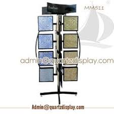 mosaics display rack design stands buy combined sided flip