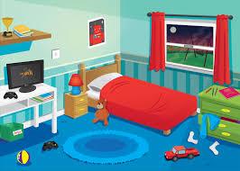 beautiful bedroom kids bedroom clipart pretty messy kids room clip