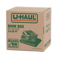 100 14 Foot U Haul Truck Book Box