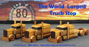 100 Iowa 80 Truck Stop Code 526 3 Show S Lowered And Long Framed As Seen In IOWA The Worlds Largest Authentic ToyModel Of 3 Show S From The