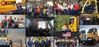 100 Estes Truck Lines Culture Recruiting