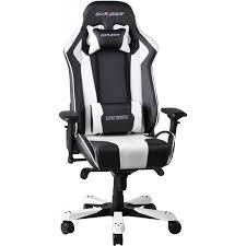 siege pas cher gracieux chaise de gamer pas cher dxracer king gaming chair blanc