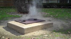 File Cabinet Smoker Plans by Bvd Underground Smoker Youtube