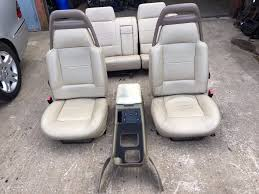 Land Rover Discovery 300TDI Leather Seats   In Northampton ... 1976 F250 Seat Replacement Ford Truck Enthusiasts Forums Aftermarket Bench Seats Early Chevy Dodge Ram Oem Cloth 1994 1995 1996 1997 1998 F350 Crew Cab Lariat Replacement Leather Interior 38 Epic Bank Of Ideas What You Should Know About Car Leather Seatcovers Toyota 4runner Forum Largest Covers In A 2006 2500 The Big Coverup Semi Windshield Just Off Exit 32 Inrstate 95 Factory Style Daves Tonneau 1993 W250 Cummins Diesel