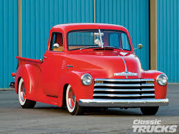 100 Willys Truck Parts 1949 ChevyGMC Pickup Brothers Classic