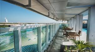 100 Water Hotel Dubai Rose Park In Al Barsha Book A Hotel