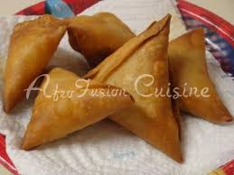 African Samosa Recipe East And South Africa