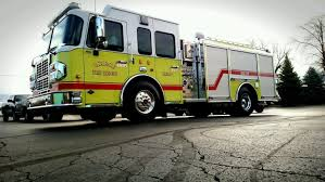 100 First Fire Truck Spartan Motors S180 Complete Goes Into Service