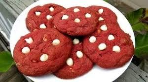 velvet chocolate chip cookies