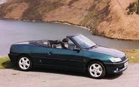 Peugeot 306 Cabriolet Review 1994 2002