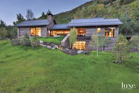 100 Mountain Home Architects Rustic Meets Industrial In A Colorado Luxe