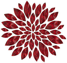 Chromatic Flower Petals 13