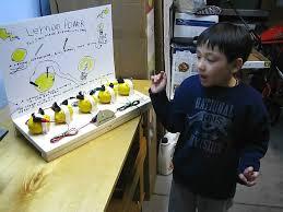 the lemon battery electricity from a lemon joey s lemon battery