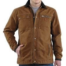 A decent barn coat Review of Carhartt Sandstone Multi Pocket