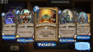 Hearthstone Decks Paladin Gvg by Hearthstone Ot4 The Warsong Has Ended Please Patron Other Decks