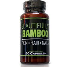 Beautifully Bamboo Ultra Hair Skin And Nails Formula