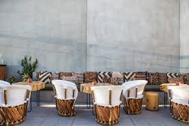 Equipale Chairs San Diego by The Height Of Downtown The Ace Hotel Rooftop Lounge In La Ace