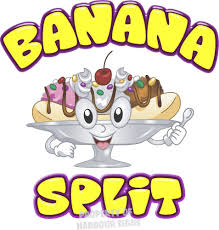 Banana Split Decal 14