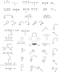 faucets jpg 688 859 drawing pinterest autocad