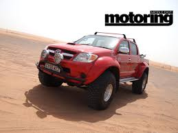 Toyota Hilux AT38 Review - Motoring Middle East: Car News, Reviews ...