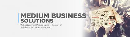 Medium Business Solutions - VoIP Service Providers UK | Hosted ...
