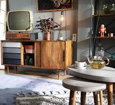 retro wohnzimmer holen sie sich nostalgie nach hause