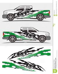 100 Cool Truck Stickers Green Tribal Decal Graphics Kits Design For S And Car