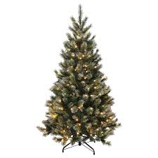 7ft Fibre Optic Christmas Tree Ebay by Green Artificial Xmas Christmas Tree With Glitter Tips U0026 Warm