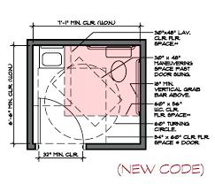 Ada Bathroom Counter Depth by Ada Bathroom Dimensions Illinois Sink Vanity Design