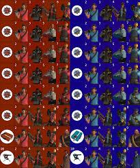 Bryanhible 5 0 Custom Team Fortress 2 Stratego Piece Faces By BonezeeBash