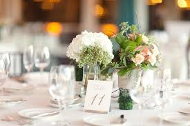 Elegant Spring Wedding Banquet Hall Reception Venue Romantic Centerpieces 1