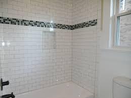 bathroom white bathroom design with white subway tile bath