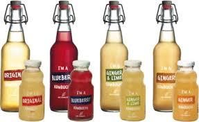 Love Kombucha Drink Healthy Feel