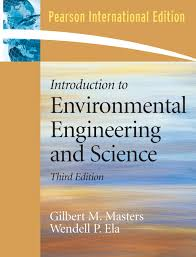 View Larger Cover Introduction To Environmental Engineering And Science International Edition
