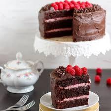 Red Wine Chocolate Raspberry Cake 16 Most Popular Recipes 2016