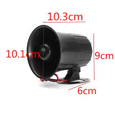 12V 15W Electric Car Truck Alarm Siren Horn Loud Speaker Auto Sound ... Big Button Box Alarms Sirens Horns Hd Sounds App Ranking And Vehicle Transportation Sound Effects Vessels Free 18 Wheeler Truck Horn Effect Or Bus Stebel Musical Air Kit The Godfather Tune 12 Volt Car Klaxon Passing By Youtube Fixes Pack 2018 V181 For Ets2 Mods Euro Truck Hot 80w 5 Siren System Warning Loud Megaphone Mic Auto Jamworld876 1 Sounds Ats Wolo Bigbad Max Deep 320hz 123db 12v 80v Reverse Alarm Security 105db Loud