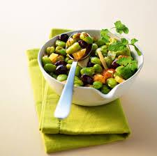 comment cuisiner les f es fraiches recette fèves en salade à la marocaine